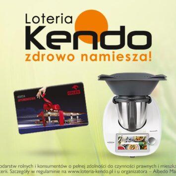 Loteria Kendo zdrowo namiesza!