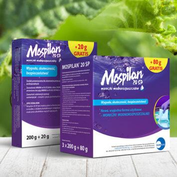 Teraz zwiększona dawka insektycydu MOSPILAN®20SP w uprawie ziemniaka