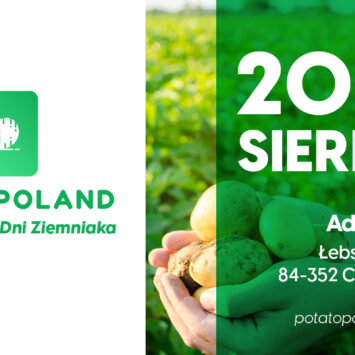 SUMI AGRO POLAND na Potato Poland'2021 – ODWIEDŹ NASZE STOISKO!